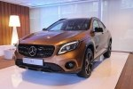 Обновленный Mercedes-Benz GLA уже презентован в Украине - фото 1