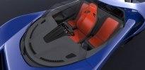 Новый суперкар Гликенхауса: кресло посередине, «механика» и 659 л.с. - фото 11