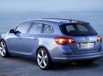 фото Opel Astra J Sports Tourer №8