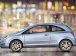 фото Opel Corsa D 3-х дверный №3