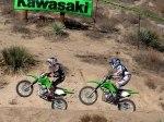 фото Kawasaki KLX140/KLX140L №9