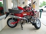 фото Lifan LF110GY-3 (Monkey Bike 110) №3