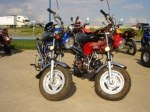 фото Lifan LF110GY-3 (Monkey Bike 110) №15