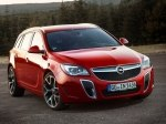 фото Opel Insignia OPC Sports Tourer №3
