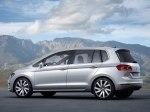 фото Volkswagen Golf Sportsvan №2