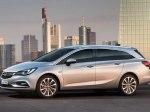 фото Opel Astra K Sports Tourer №1