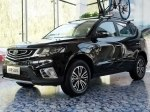 фото Geely Vision X6 №5