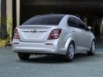 фото Chevrolet Aveo №9