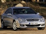 фото Mercedes CLK-Class (C209) №1
