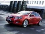 фото Opel Astra J Hatchback №1