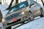 Тест-драйв Mercedes C-Class: Звезда в придачу