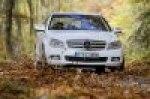Тест-драйв Mercedes C-Class: Полный комплект