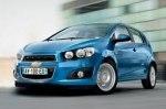 Тест-драйв Chevrolet Aveo: Приправа