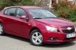 Тест-драйв Chevrolet Cruze: Чемоданы будут довольны