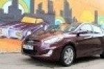 Тест-драйв Hyundai Accent: Короче, но дороже