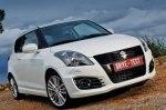 Тест-драйв Suzuki Swift: Знакомимся с моделью Suzuki Swift Sport на заводском полигоне