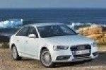 Тест-драйв Audi A4: A4 в обновленном костюме