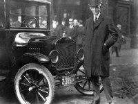 Что вдохновило Генри Форда на создание автомобиля?