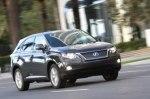 Тест-драйв Lexus RX: Медленнее, но все же лучше