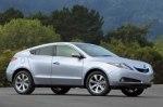 Тест-драйв Acura ZDX: Скороспелый ответ