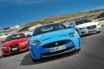 Тест-драйв Jaguar XK: Хищные вещи