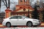 Тест-драйв Lexus ES: Пробный шар