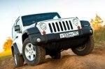 Тест-драйв Jeep Wrangler: Не надо грязи!