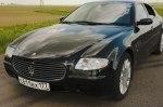 Тест-драйв Maserati Quattroporte: Автомобиль должен уметь удивлят