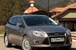 Тест-драйв Ford Focus: Вагон желаний