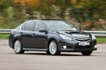 Тест-драйв Subaru Legacy: Бег по острию ножа