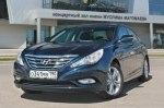 Тест-драйв Hyundai Sonata: Конкурент