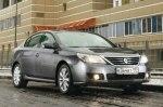 Тест-драйв Renault Latitude: Чужие корни