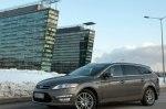 Тест-драйв Ford Mondeo: Универсальное решение