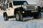 Тест-драйв Jeep Wrangler: Король пляжных вечеринок