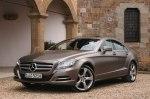 Тест-драйв Mercedes CLS-Class: Закон чемпионов