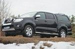 Тест-драйв Toyota Hilux: В грязь до отказа