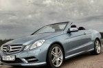 Тест-драйв Mercedes E-Class: У прохожих на виду