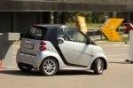 Тест-драйв smart fortwo: Ас парковки