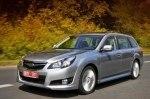 Тест-драйв Subaru Legacy: Осознаём значение смены поколений