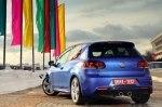 Тест-драйв Volkswagen Golf: Укрощаем строптивый хэтчбек