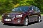 Тест-драйв Chevrolet Cruze: Семейная ценность