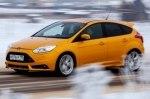 Тест-драйв Ford Focus: Балансер