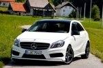 Тест-драйв Mercedes A-Class: Спорт в стиле