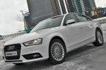 Тест-драйв Audi A4: Поколение 4S