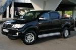 Тест-драйв Toyota Hilux: Профессиональный инструмент