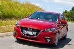 Тест-драйв Mazda 3: Трижды желанная