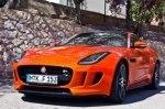 Тест-драйв Jaguar F-Type: 264 км/час - это нормально