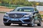 Тест-драйв Mercedes E-Class: Многогранность