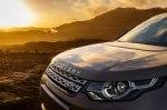 Тест-драйв Land Rover Discovery Sport: Снежный образ
