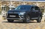 Тест-драйв Mitsubishi Outlander: Хороший, плохой, тихий